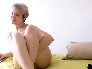 mamie est en cam
