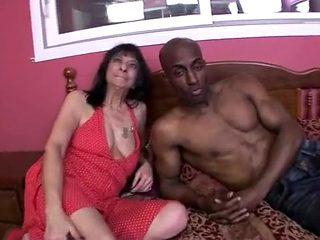 Crazy homemade Grannies, Big Dick xxx scene
